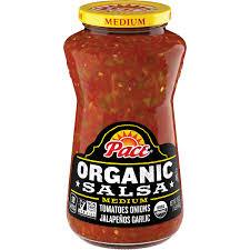 organic salsa um pace foods