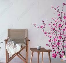 Blossom Branch Wall Decal Graphic Home Sticker Art Decalstudio On Artfire