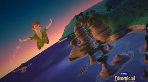 kinect disneyland adventures peter pan