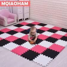 Mqiaoham Children Puzzle Mat Kindergarten Flooring Tile Mats Kids Play Mat Children S Room Form Mats 18 30pieces 29x29cmx0 8cm Play Mats Aliexpress