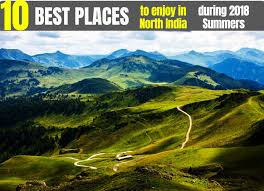 top 10 tourist places in north india