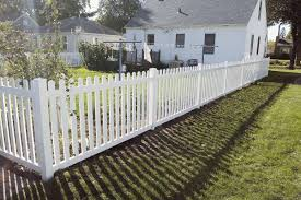 Vinyl Picket Fences Northland Fence Highest Most Reviewed Fence Company