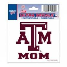 Texas A M University Stickers Decals Bumper Stickers