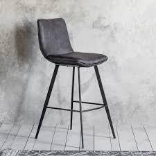 gallery direct palmer grey stool set