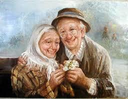 Жили-были дед да баба...»: образы, созданные в память о своих старичках |  Журнал Ярмарки Мастеров