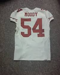 Nick Moody San Francisco 49ers 2013 Game Worn Jersey at Amazon's ...