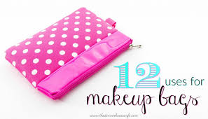 12 uses for makeup bags the denver
