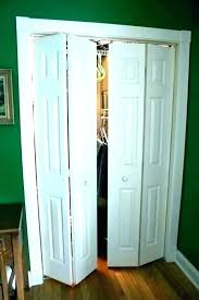 folding mirror doors bi patio door