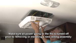 ac ceiling embly
