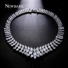 newbark statement necklace luxury