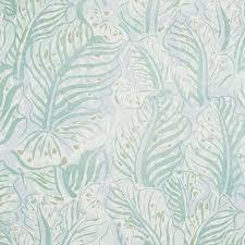 mille feuille wallpaper leaf design