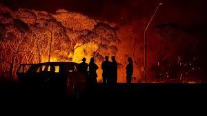 scale of massive Australia wildfires ...