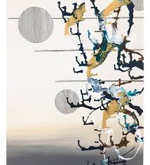 Rising Painting by Abby Jacobs | Saatchi Art
