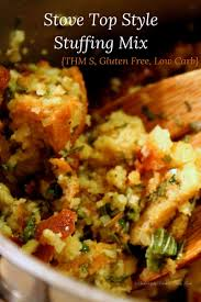 stove top style stuffing mix gluten