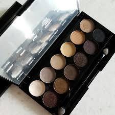 i divine au naturel eyeshadow palette