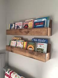 Floating Bookshelves Set Of 2 Bookshelves Diy Floating Bookshelves Bookshelves Kids