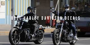 Top 8 Best Harley Davidson Decals For The Money In 2020 Safe Road