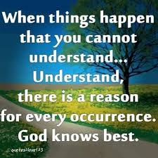 quote of your life god knows best quotes