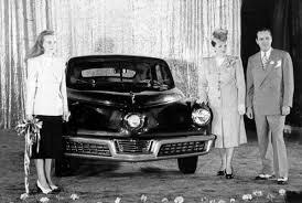 Daughter of Preston Tucker dies - Old Cars Weekly