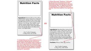 avoid labeling recalls 2016
