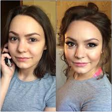 s with and without makeup part 4