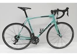 bianchi via nirone 7 road bike used
