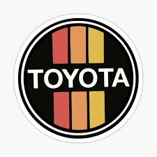 Toyota Stickers Redbubble