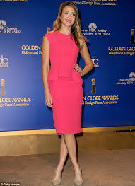 Golden Globes 2013 nominations: Jessica Alba and Megan Fox glam up  announcement | Daily Mail Online