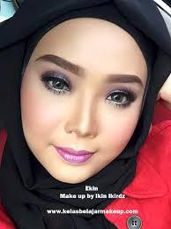 kelas belajar makeup solekan ikin ikirdz