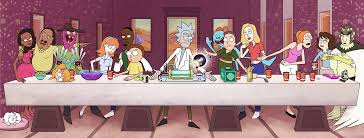 4553770 #Jerry Smith, #Summer Smith, #Mr. Meeseeks, #Rick Sanchez, #Bird  Person, #Rick and Morty, #Beth Smith, #Morty Smith, wallpaper | Mocah.org  HD Desktop Wallpapers