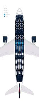 airbus a330 200 332 delta air lines