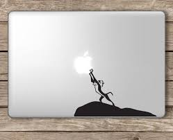 The Lion King Disney Simba Decal Vinyl Laptop Apple By Finedecals Apple Computer Stickers Apple Stickers Macbook Decal Stickers