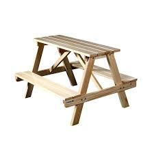 picnic table garden furniture table