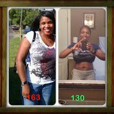 vet paqueshia lost 33 pounds
