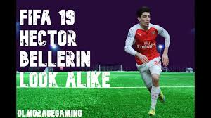 FIFA 19 Hector Bellerin look alike - YouTube