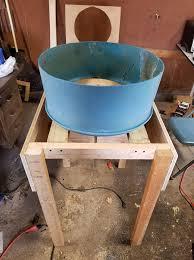 my diy centrifugal casting machine