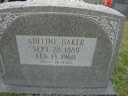 Adeline Turner Baker (1889-1960) - Find A Grave Memorial