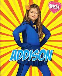 "Addison Riecke - Bizaardvark - Olivia Rodrigo - Madison Hu - 11"" x 8"" Teen  Magazine Poster Pinup - The Thundermans - Year 2017: Amazon.ca: Sports &  Outdoors"