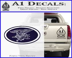 U S Navy Seal Car Decal Sticker Usn