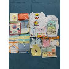 Set 79 món đồ dùng cho bé trai / bé gái sơ sinh từ 0 tháng mẫu đẹp, chất  lượng, giá phải chăng mẫu 4