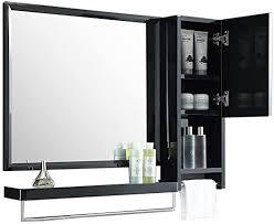 stainless steel bathroom mirror