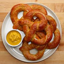 homemade soft pretzels recipe by tasty