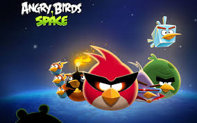 freecelebritywallpapers: Wallpaper Angry Bird Space