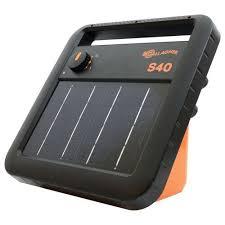 S40 Solar Fence Energizer Solar Energizers Power Electric Fencing Animal Management Animal Management Nz B2c Site