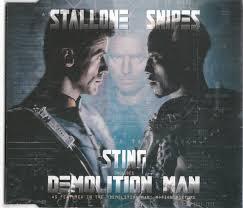 Sting Demolition Man Cast Photo Shared By Benita11
