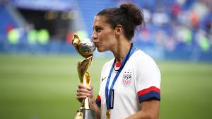 Q&A with Carli Lloyd: From street kerbs to captain of the USA football team