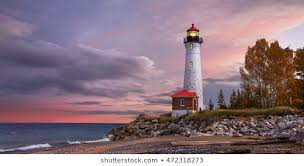 Lighthouse Images, Stock Photos & Vectors | Shutterstock