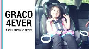 4 ever car seat graco 4ever in 1