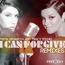Maya Simantov And Tracy Young - I Can Forgive (Remixes) (2016, File) |  Discogs