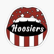 Hoosiers Stickers Redbubble
